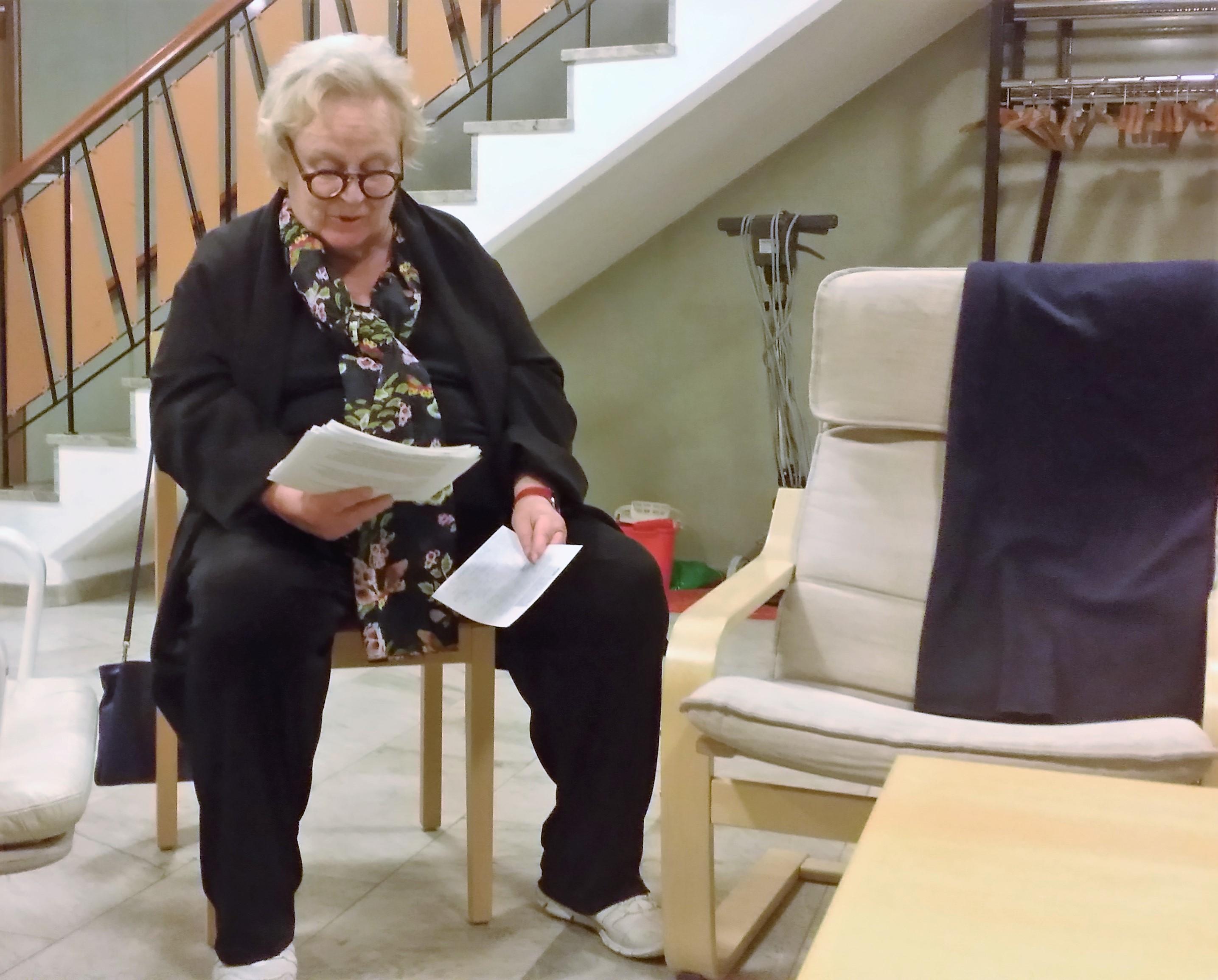 Agneta Lundstr